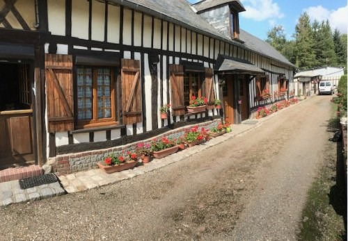 Verkoop  huis Bacqueville en caux 152000€ - Foto 1