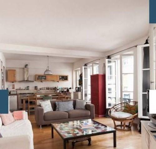 Vente de prestige appartement Paris 18ème 1140000€ - Photo 2