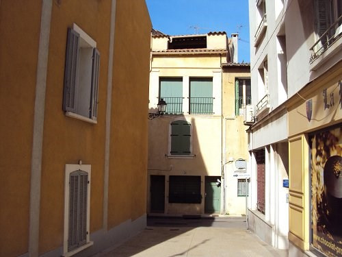 Location appartement Martigues 626€ CC - Photo 1