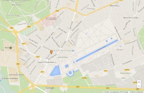 Location appartement Fontainebleau 897€ CC - Photo 12