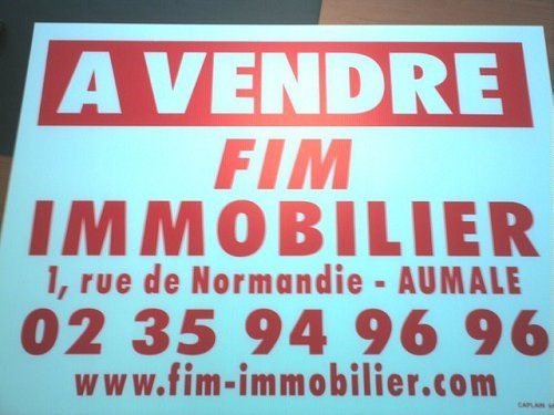 Sale site Aumale 35 000€ - Picture 1