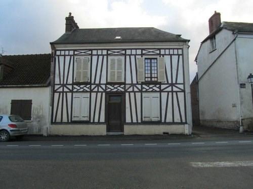 Vente maison / villa Hornoy le bourg 75000€ - Photo 1
