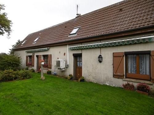 Verkoop  huis Martainneville 115000€ - Foto 1