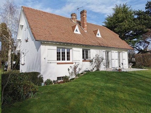 Sale house / villa St pierre de varengevill 329000€ - Picture 1