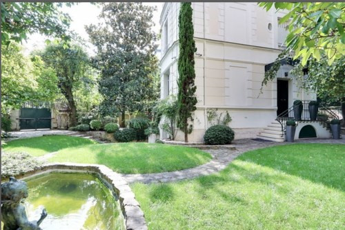 Deluxe sale private mansion Paris 16ème 4 850 000€ - Picture 6