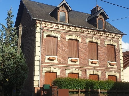 Sale house / villa Le houlme 200000€ - Picture 1
