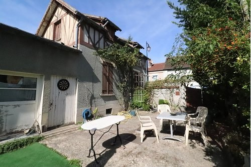 Sale house / villa Cherisy 118 000€ - Picture 1