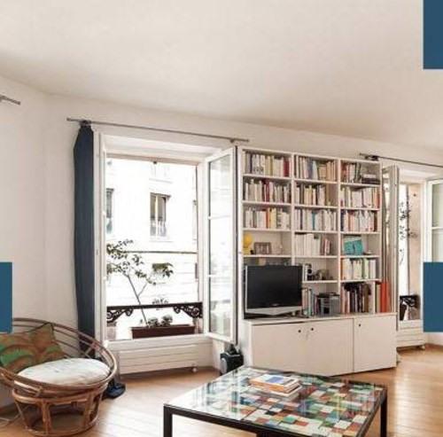 Vente de prestige appartement Paris 18ème 1140000€ - Photo 3