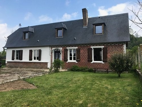 Verkoop  huis Foucarmont 112000€ - Foto 1