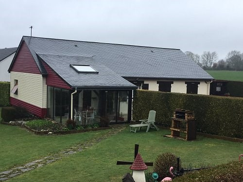 Verkoop  huis St saens 171000€ - Foto 1