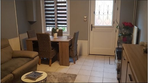 Sale house / villa Deville les rouen 129000€ - Picture 1