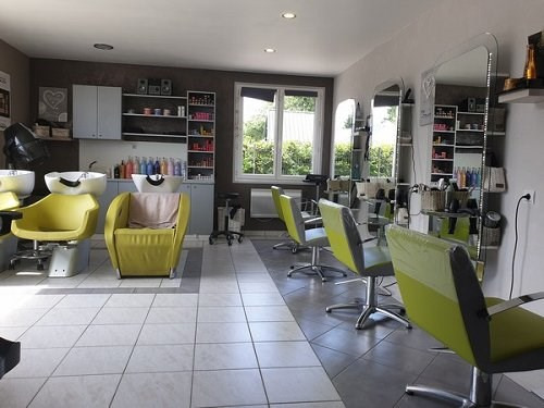 Commercial property sale shop Hornoy le bourg 28000€ - Picture 2