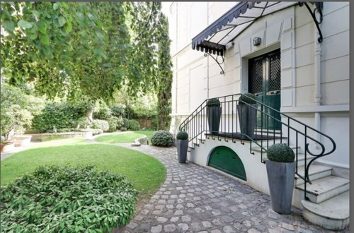 Deluxe sale private mansion Paris 16ème 4 850 000€ - Picture 4