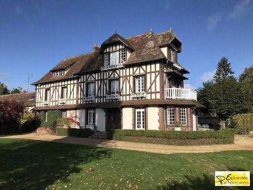 Deluxe sale house / villa Cherisy 650000€ - Picture 1