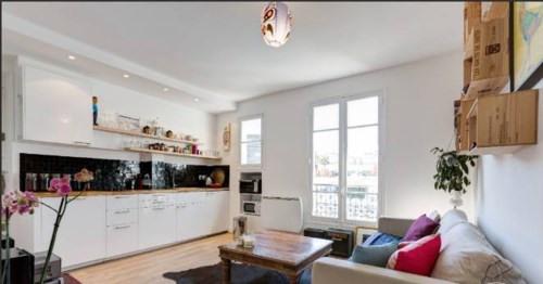 Sale apartment Paris 15ème 595000€ - Picture 3