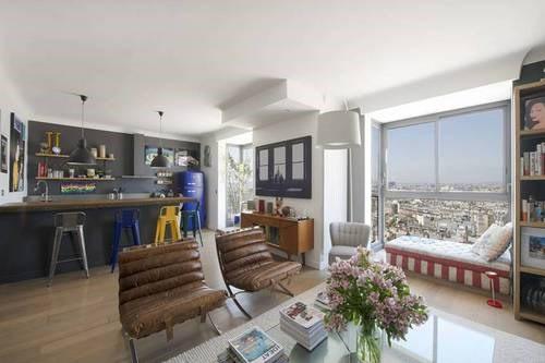 Deluxe sale apartment Paris 18ème 1430000€ - Picture 1