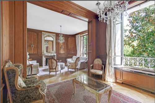 Deluxe sale private mansion Paris 16ème 4 850 000€ - Picture 5