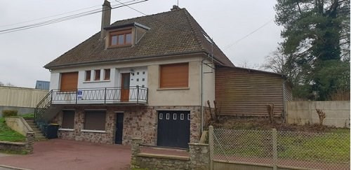 Verkoop  huis Beaucamps le vieux 168000€ - Foto 1