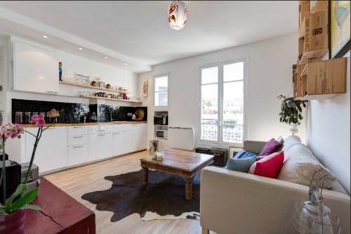 Sale apartment Paris 15ème 595000€ - Picture 2
