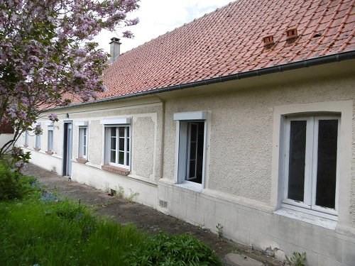 Vente maison / villa Oisemont 124000€ - Photo 1