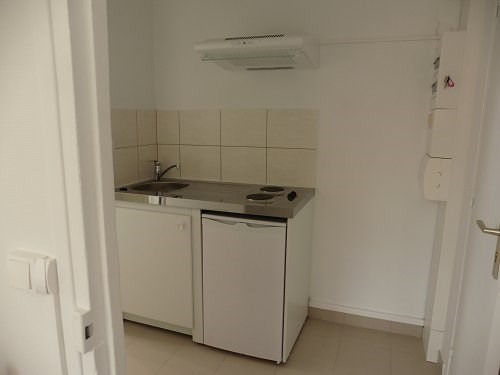 Rental apartment Houdan 450€ CC - Picture 3