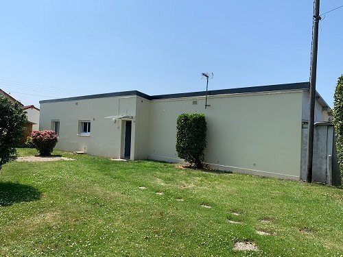 Sale house / villa Dieppe 126000€ - Picture 1
