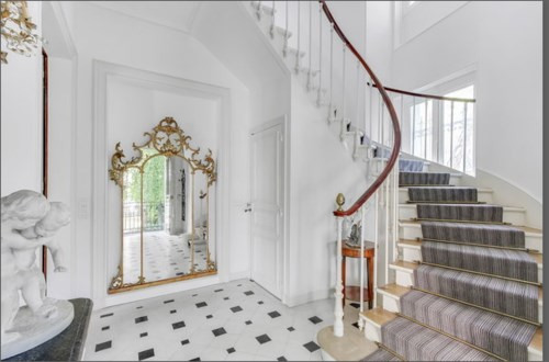 Deluxe sale private mansion Paris 16ème 4 850 000€ - Picture 17