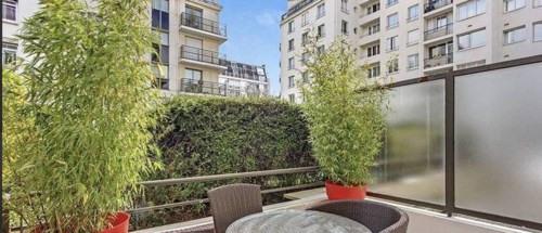 Vente appartement Paris 15ème 424000€ - Photo 1