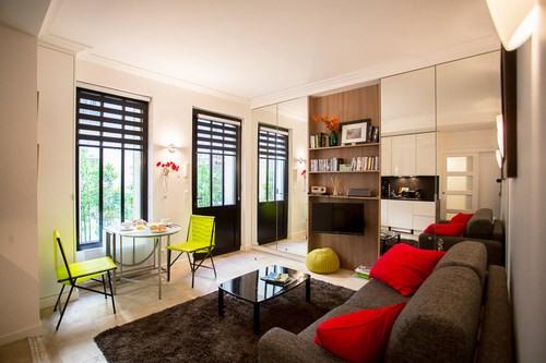 Vente appartement Paris 18ème 320000€ - Photo 2