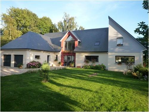 Proche Lyons La Forêt - Maison contemporaine - 274 m²