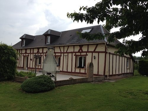 Sale house / villa Avremesnil 272000€ - Picture 1