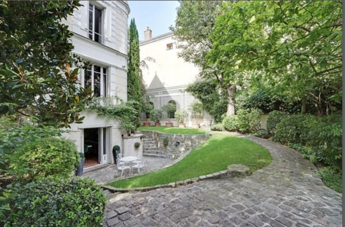 Deluxe sale private mansion Paris 16ème 4 850 000€ - Picture 8