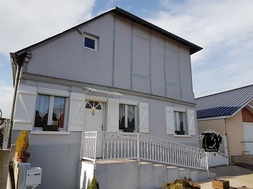 Vente maison / villa Formerie 152000€ - Photo 1