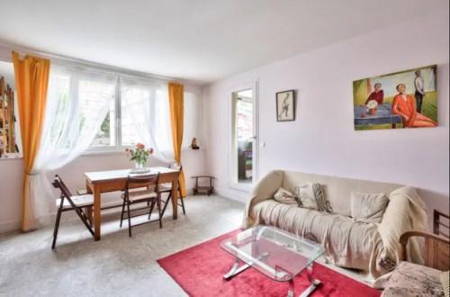 Sale apartment Paris 20ème 685000€ - Picture 2