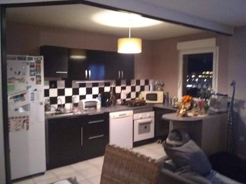 Verkoop  appartement Fecamp 105000€ - Foto 5