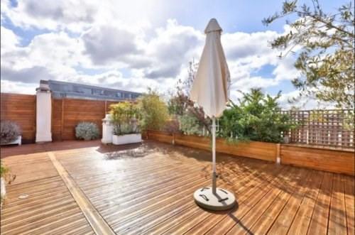 Vente de prestige appartement Paris 16ème 1130000€ - Photo 2