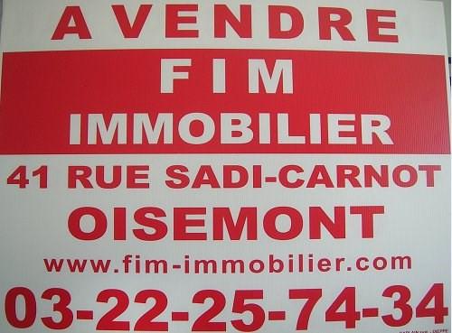 Sale site Oisemont 30000€ - Picture 1