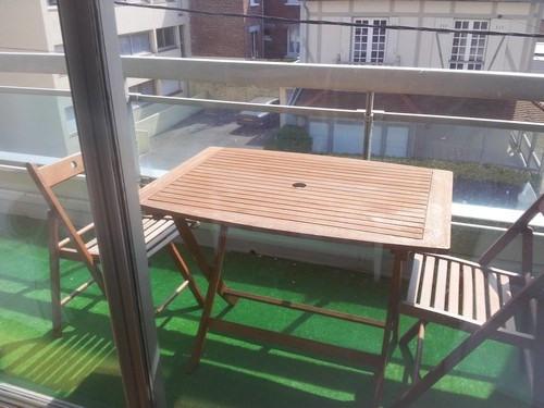Verkoop  appartement Le touquet paris plage 222600€ - Foto 12