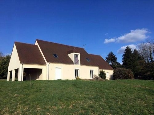 Sale house / villa Cherisy 357000€ - Picture 1