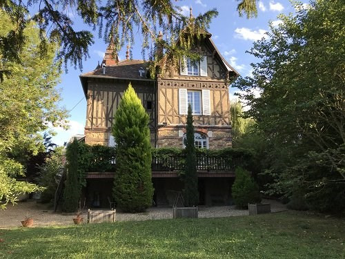 Deluxe sale house / villa Dreux 630 000€ - Picture 1