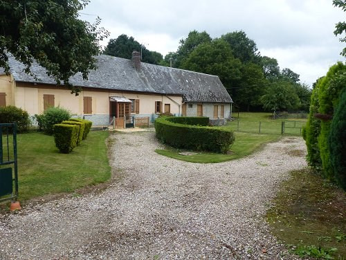 Sale house / villa Londinieres 66000€ - Picture 1