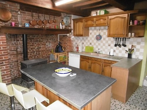 Verkoop  huis Huppy 122000€ - Foto 4