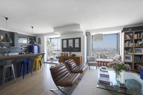 Deluxe sale apartment Paris 18ème 1430000€ - Picture 2