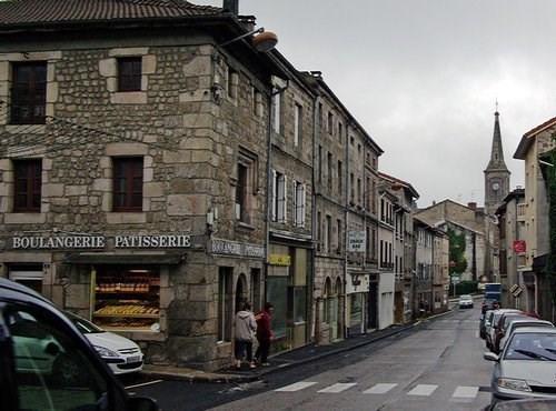 Sale building Montfaucon en velay 170000€ - Picture 2