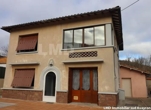 Vente maison / villa Saint-affrique 340 000€ - Photo 1