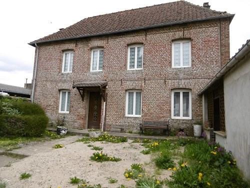 Vente maison / villa Hallencourt 65000€ - Photo 1