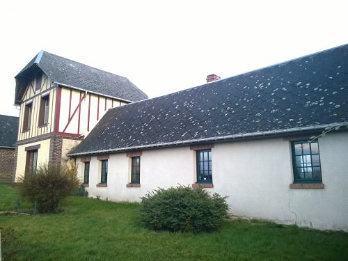 Verkoop  huis St saens 158000€ - Foto 1