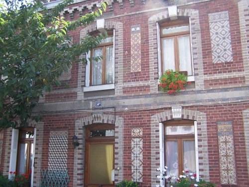 Rental house / villa Aumale 580€ CC - Picture 1