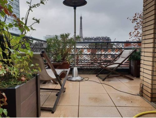 Vente de prestige appartement Paris 15ème 2 080 000€ - Photo 4