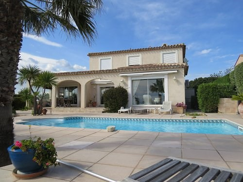 Vente de prestige maison / villa Leucate 690000€ - Photo 1
